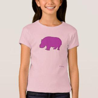 T-shirt Hippopotame 14
