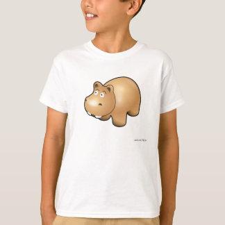 T-shirt Hippopotame 18