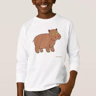 T-shirt Hippopotame 19