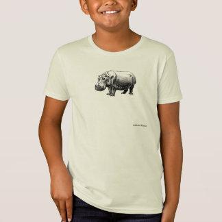 T-Shirt Hippopotame 3