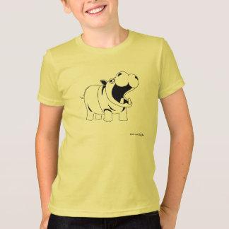 T-shirt Hippopotame 7