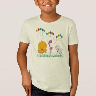 T-Shirt Hippopotame, Birdy, chemise d'anniversaire de 2