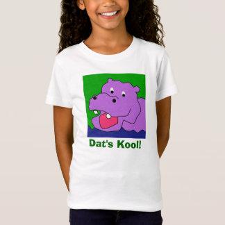 T-Shirt Hippopotame de Henry