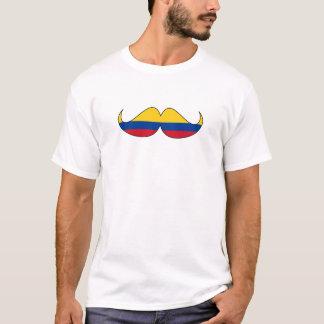 T-shirt Hipster : La Colombie