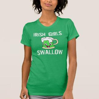 T-shirt Hirondelle irlandaise de filles