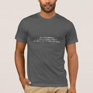 T-shirt Histoire d'utilisateur de ScrumMaster