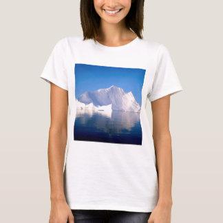T-shirt Hiver par les icebergs