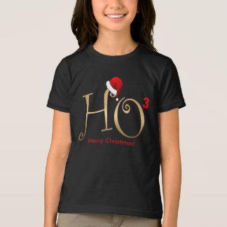 T-shirt Ho Ho Ho !  Joyeux Noël !