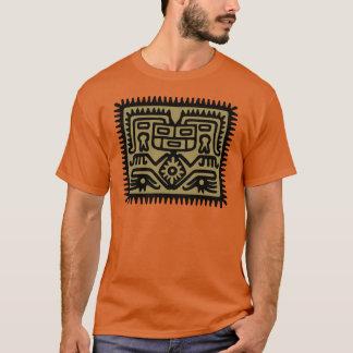 T-shirt hocker aztèque