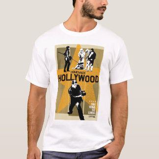 T-shirt Hollywood fait maison