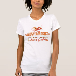 T-shirt Homard drôle d'amour d'I