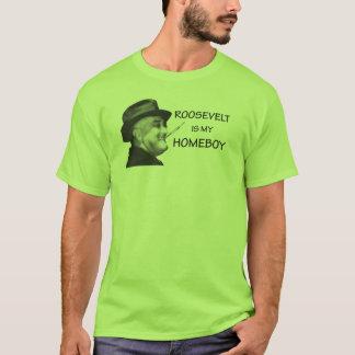 T-shirt Homeboy de FDR