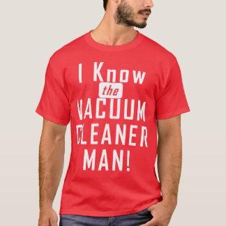 T-shirt Homme d'aspirateur