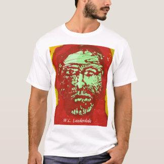 T-shirt Homme de caverne moderne