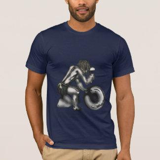 T-shirt Homme des cavernes