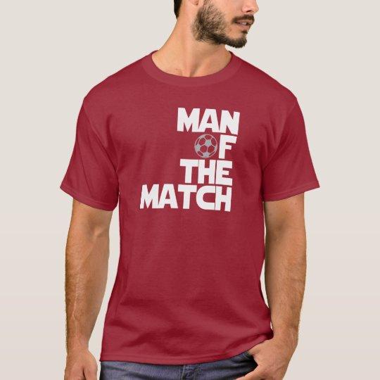 T-shirt homme du match