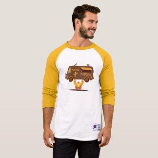 T-shirt Homme fort de Luchador