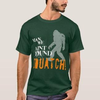 T-shirt Homme, nous SQUATCH trouvé par Aint !