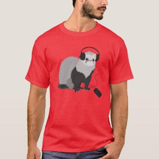 T-shirt Hommes de furet de mélomane