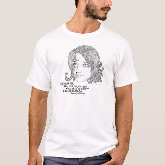 T-shirt Hommes de greffes de peau