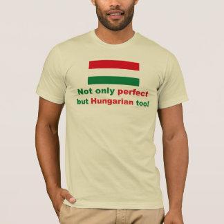 T-shirt Hongrois parfait