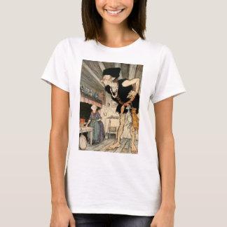T-shirt Honoraire-fi-FO-fum, je sens le sang d'un Anglais