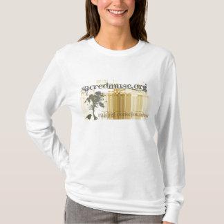 T-shirt Hoody des femmes sacrées de Muse