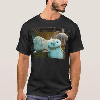 T-shirt Hootin Annie et corail