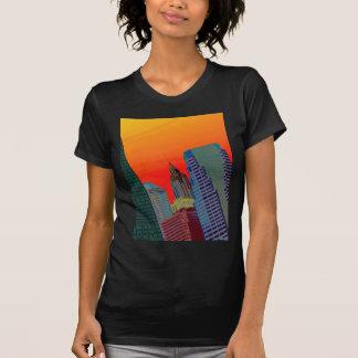 T-shirt Horizon atomique
