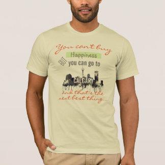 T-shirt HORIZON de CALGARY, ALBERTA, CANADA - T'shirt