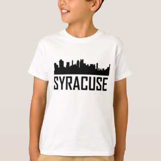 T-shirt Horizon de Syracuse New York City