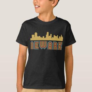 T-shirt Horizon vintage de New Jersey de Newark de style