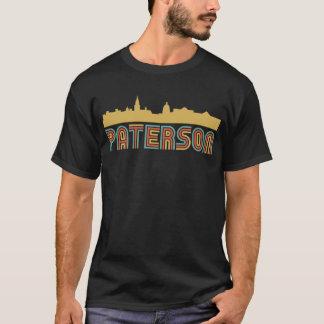 T-shirt Horizon vintage de New Jersey de Paterson de style