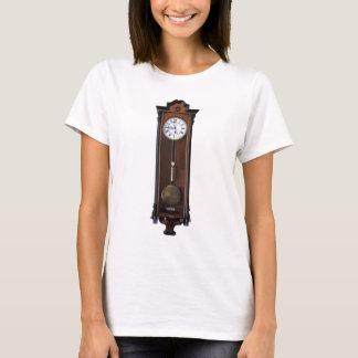T-shirt Horloge de pendule