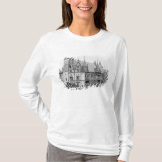 T-shirt Hôtel de ville, Breslau Pologne, c.1910