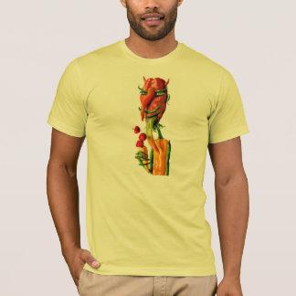 """T-shirt """"Hotter que…"""" chemise par prélèvement d'Andrea"""