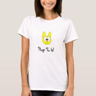 T-shirt Houblon à lui !