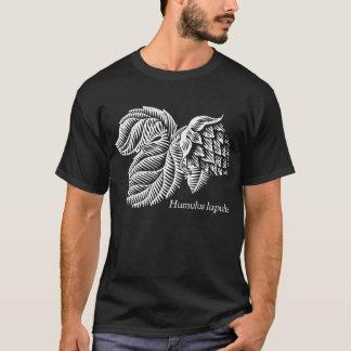 T-shirt Houblon de lupulus de Humulus pour la bière de