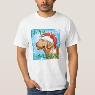 T-shirt Howliday heureux Chessie