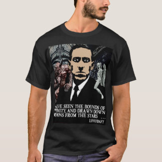 T-SHIRT HP LOVECRAFT