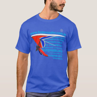 T-shirt HUGOVOADOR.COM.BR (pontocentral)