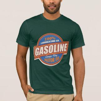 T-shirt Huile de moteur d'essence d'Oxygentees