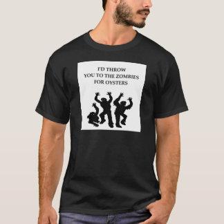 T-shirt huîtres