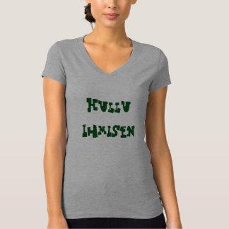 T-shirt Hullu ihmisen - l'humain fol