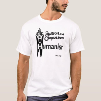 T-shirt Humaniste d'UU