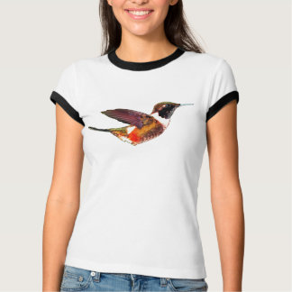 T-shirt Hummingbird Tee from la Colombie