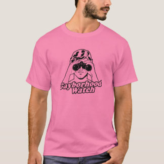 T-shirt Humour gai Gayborhood