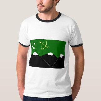 T-shirt Hunza, Pakistan