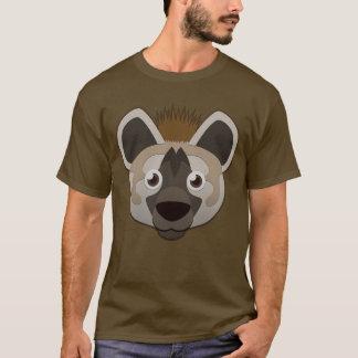 T-shirt Hyène de papier