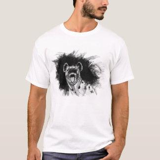 T-shirt Hyène hysterique